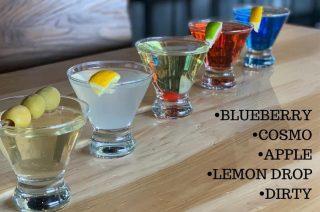 $5 martini Thursday